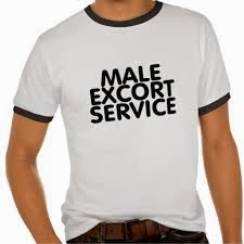 You can become a male escort
